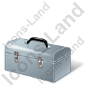 Toolbox Grey Icon