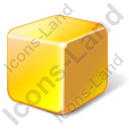 Brick Yellow Icon