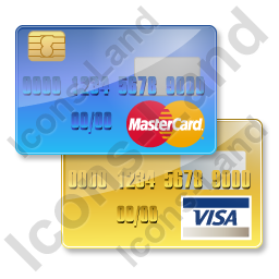 Credit Cards 1 Icon
