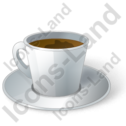 Cup Coffee Icon Png Ico Icons 256x256 128x128 64x64 48x48 32x32 24x24 16x16