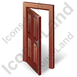Door Opened Icon