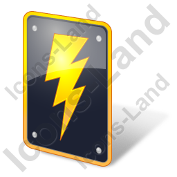 Electric Sign Icon