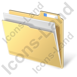 Folder 2 File Icon, PNG/ICO Icons, 256x256, 128x128, 64x64 ...