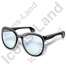 Glasses Icon Png Ico Icons 256x256 128x128 64x64 48x48 32x32 24x24 16x16