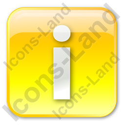 Info Box Yellow Icon