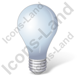 Lamp Off Icon