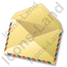 Mail 1 Old Icon, PNG/ICO, 256x256