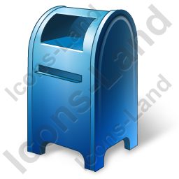 Mail Box 2 Icon