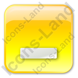 Minimize Box Yellow Icon