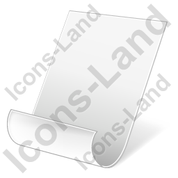 Report Empty Icon, PNG/ICO, 256x256