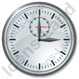 Stopwatch 2 Icon, PNG/ICO, 256x256