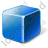 Brick Blue Icon