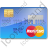 Credit Card MasterCard 1 Icon, PNG/ICO, 48x48