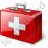 First Aid Kit Icon, PNG/ICO, 48x48