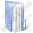Folder Files Blue Icon