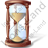 Hourglass Icon, PNG/ICO, 48x48