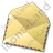 Mail 1 Old Icon, PNG/ICO, 48x48