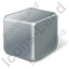 Brick Grey Icon, PNG/ICO, 64x64