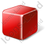 Brick Red Icon