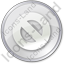 Cancel Circle Grey Icon, PNG/ICO, 64x64