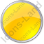 Circle Yellow Icon