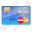 Credit Card MasterCard 1 Icon, PNG/ICO, 64x64