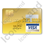 Credit Card Visa 1 Icon