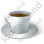 Cup Coffee Icon, PNG/ICO, 64x64