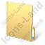 Folder Closed Yellow Icon