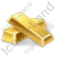 Gold Icon, PNG/ICO, 64x64