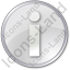 Info Circle Grey Icon, PNG/ICO, 64x64