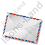 Mail 1 Closed Icon, PNG/ICO, 64x64