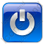 Power Box Blue Icon