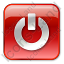 Power Box Red Icon