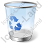 Recycle Bin 2 Empty Icon