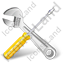Tools Yellow Icon