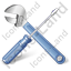 Tools Blue Icon