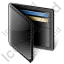 Wallet Black Icon
