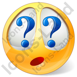 Question Icon, PNG/ICO, 256x256