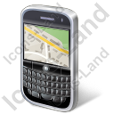 BlackBerry Map Icon, AI,
