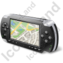 PlayStation Portable Console Map Icon