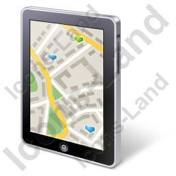 iPad 1 Map Icon
