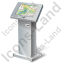 Interactive Kiosk Map Icon