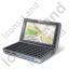 NetBook Map Icon, PNG/ICO, 64x64