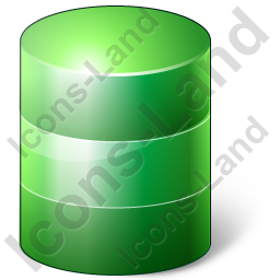 Database Green Icon