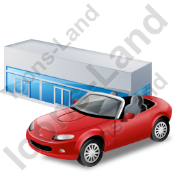 Car Rental Icon
