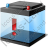 Automotive Battery Discharged Icon