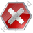 Stop Sign 2 Icon, PNG/ICO, 48x48