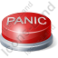 Panic Alarm Button Icon