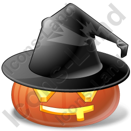Halloween Pumpkin Celebrate Icon, PNG/ICO, 256x256